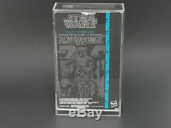 10 x GW Acrylic Display Cases Boxed 6 Star Wars Black Series (AVC-001)