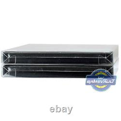 100 DVD Box Protectors Display Case STRONG 0.4mm Plastic PS2 Game Cube Xbox Wii
