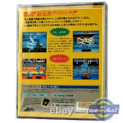 100 x Game Box Protectors for Neo Geo AES STRONGEST 0.5mm Plastic Display Case