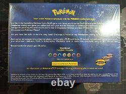 1999 Pokemon Base Set Sealed 8 Deck Case Starter Set WOTC Display Box