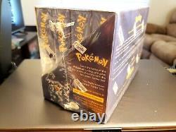 1999 Pokemon Base Set Sealed 8 Deck Case Starter Set WOTC Display Box Unlimited
