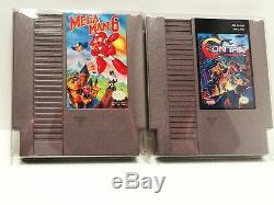 200 NES Cartridge Protectors Clear Video Game Display Cases Nintendo Cart Boxes
