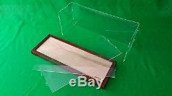 22x15x16 Table Top Display Case Box for Doll Houses Doll and Bears Dollhouses