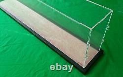 35L x 6W x 12H Table Top Display Case Box for Ocean Liner Cruise Ships USA