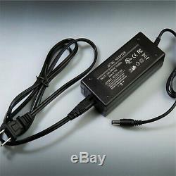 A1 / A2 Snap Frame LED Poster Display/ Menu Box (Illuminated Black Case)