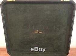 AP Audemars Piguet Vintage Large 4 Watch Box Presentation Tray Case Shop Display