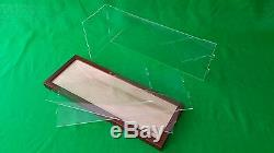 Acrylic Display Box/Case Ocean Liner & Cruise Ships LGB and G scale train Guage1