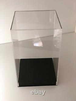 Acrylic Display Box Collectible Display Case Clear Store Display 10x10x15
