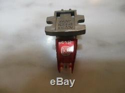 Acutex 412str Lpm Cartridge And Genuine Acutex 412 Stylus In Display Case & Box