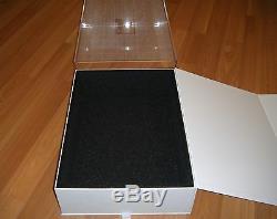 Adidas Yeezy Ultra Boost Shoe Collector Box Storage Display Case Futurecraft NMD