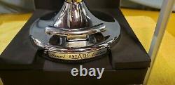 Astatic Final Edition Silver Eagle In Box Ser#1001& Display Case/