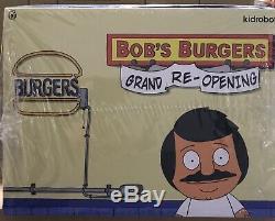 Bob's Burgers Series 2 Mini Blind Box Series by Kidrobot with Display Case 24 pcs