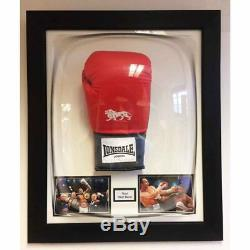 Boxing Glove Acrylic Display Case For Signed Boxing Glove Memorabilia Dome
