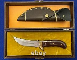 Buck Kalinga Knife, Sheath and Display Box