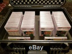 CERTIFIED Waterproof Cards Graded Storage Box Display Case Pelican PSA BVS BGS