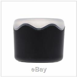 CLEAR COVER Single WATCH JEWELRY Plastic Lotus DISPLAY GIFTS BOX CASE