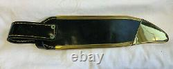 Case XX 1836 Bowie Hunter Fixed Blade Knife with Sheath & Paperwork in Display Box
