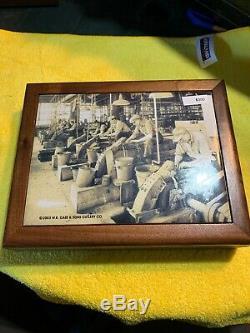 Case xx Commemorative 3 pc. Set with original display box