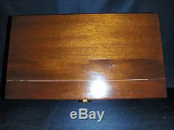 Colt Heritage Walker Limited Ed Commemorative Presentation Display Wood Case Box