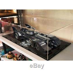DIY Acrylic Display Case Box For LEGO 76139 Technic 1989 Bricks Toy USA