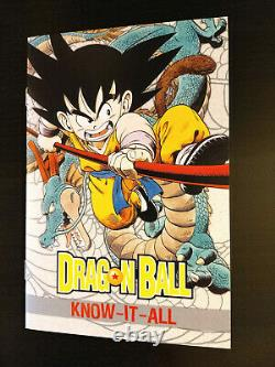DRAGON BALL COMPLETE BOX SET Vol. 1-16 (+ Poster +Booklet +Display Case)