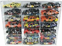 Diecast Model Car Display Case 124 Holds 21 New in Box Made in USA