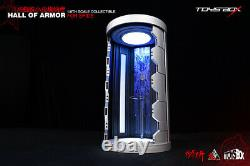 Display Box1/6 Scale Toysbox TB088 The Spider Man Hall Of Armor Case Case Model