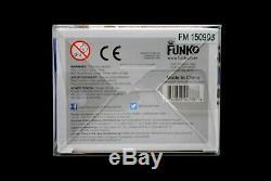 FP1 Display Box Cases / Protectors For 4 Funko Pop Vinyl (Pack of 200)