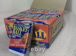 Factory Sealed CASE 1991/92 Fleer 8 Box Display 24 Jumbo 41199-00550 All Series
