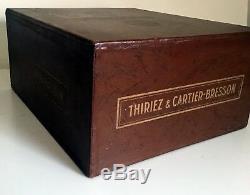 French Vintage 3 Drawer Haberdashery Chest/Sewing Thread Display Box