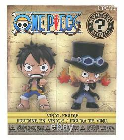Funko ONE PIECE Mystery Minis Blind Box Vinyl Figures (DISPLAY CASE OF 12)