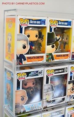 Funko Pop Display Case holds 20 Characters in Box