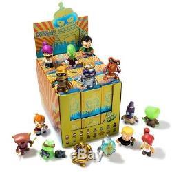 Futurama Mini Blind Box Series by Kidrobot with Display Case 24 pcs