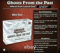 Ghosts from the Past Case (10 Display Boxes/50 Mini Boxes) Pre-Sale
