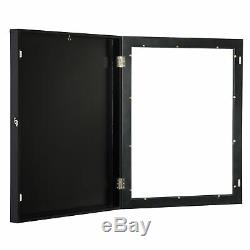 Hockey Jersey Frame Display Case Football Baseball Shirt Shadow Box Cabinet