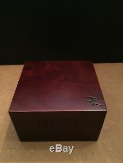 Invicta Wood Display Case Collectors Watch Box