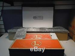 LIONEL 18058 CENTURY CLUB 773 NYC HUDSON 4-6-4 With DISPLAY CASE AND BOX