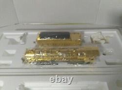 LIONEL 6-28062 100th ANNIVERSARY Gold 700E HUDSON NO DISPLAY CASE DAMAGED BOX