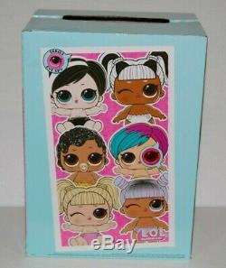 LOL Surprise LIL Sisters Series 4 Eye Spy Full Case of 24 & Retail Display Box