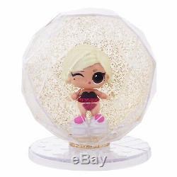 LOL Surprise LILS Glitter Globe Winter Disco Full Case 16 Brand New Display Box