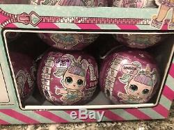 Lol Surprise Sparkle Series Full Case Of 18 With Display Box Brand New