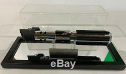 Master Replicas MR Darth Vader Lightsaber with display case & boxes