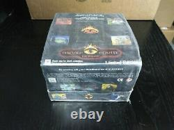 Middle Earth CCG MECCG LIMITED Edition The Wizards Starter Display Case Sealed