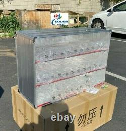 NEW 330 Box Cigarette Display Case Push Tray Commercial Retail Tobacco Auto Feed