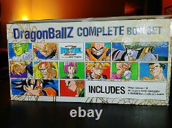 NEW! DRAGON BALL Z COMPLETE BOX SET Vol. 1-26 (+ Poster +Booklet +Display Case)