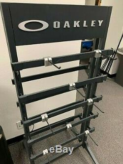 NEW In Box Oakley Open Hanging Display Case Retail Store Collection