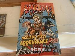 Naruto shadow box set Volumes 1-27 1 Of 5000 Display Case With Original Box