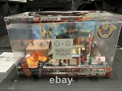 New LEGO Ninjago Legacy 70659 70666 70670 Light up Display Case Dragon Spinjitzu