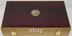 PISTOL GUN PRESENTATION CUSTOM DISPLAY CASE BOX for COLT m1911 A1 government