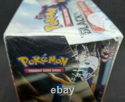 Pokemon Black & White Emerging Powers Factory Sealed Booster Box with Display Case